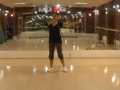 广场舞课堂 最炫民族风