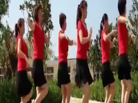 印度舞 印度美女广场舞【超清】
