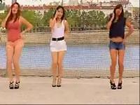 录像 频道:美女