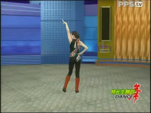 儿歌舞蹈视频--向前冲