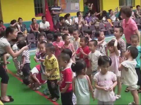幼儿舞蹈视频 幼儿园小班舞蹈表演