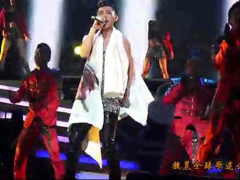 2013·魏晨my way北京演唱会 高清图片