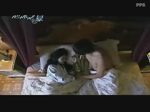 床吻戏视频之泡沫之夏被删减激情床戏