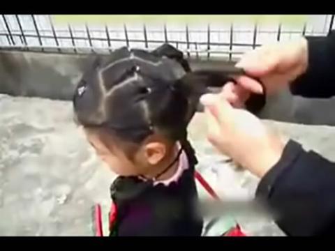 发型扎法图解_各种辫子的编法图解_辫子的编法图解