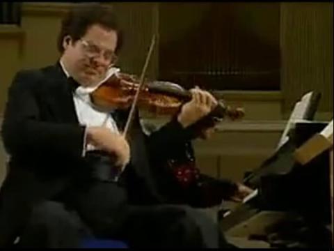 梁祝小提琴独奏简谱展示
