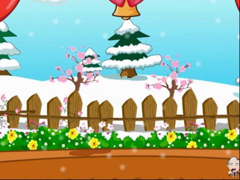冬天的童话 - 小蓓蕾儿歌