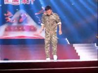 韩国美女三人鬼步舞