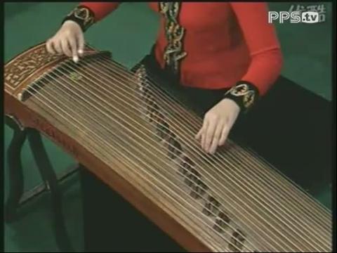 古筝一级:孟姜女 讲解:林玲图片