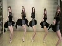 韩国美女组合 热辣舞蹈