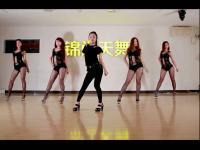 舞蹈视频 夜场美女舞蹈现场教学