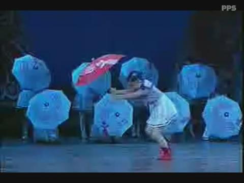 幼儿舞蹈视频之儿歌舞蹈-雨前雨