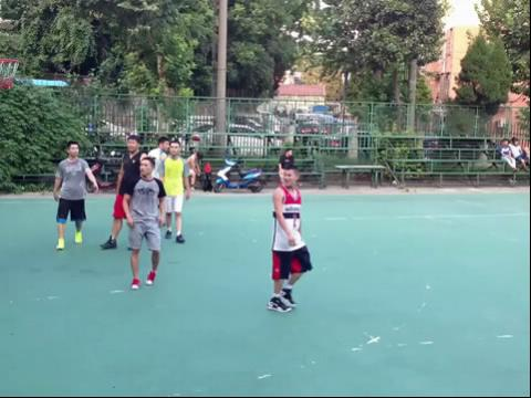 尧化门街头篮球 超清