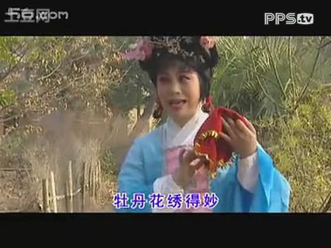 湖南花鼓戏  瓜子红