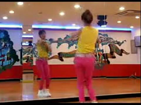 少女时代 gee 舞蹈教程慢动作分解版