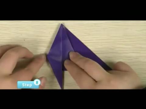 手工折纸大全 如何制作纸绣球