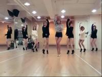 美女舞蹈教学 《江南style》