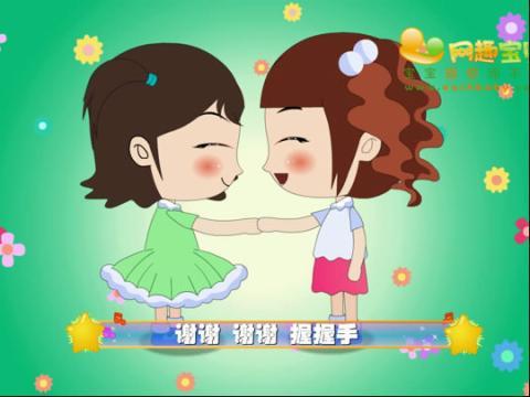 幼儿园儿歌童谣高清经典动画_乐乐简笔画
