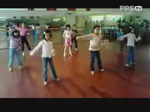 儿童歌曲舞蹈教学《拉丁舞》