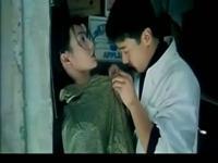 床戏吻戏片段 张曼玉黎明激情舌吻戏床戏片段
