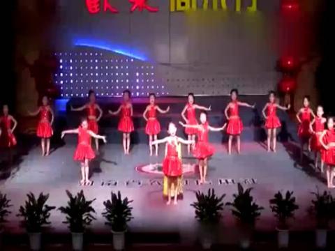 幼儿舞蹈教学视频 幼儿儿童舞蹈