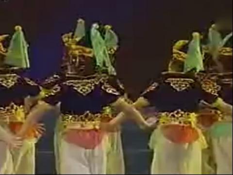 儿童舞蹈《绿洲小骑兵》