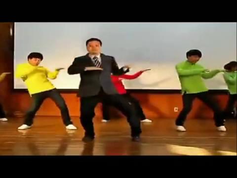 舞蹈分解动作教学视频