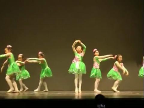 幼儿舞蹈教学视频大全