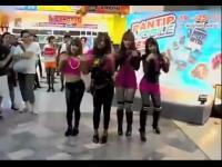 韩国美女热舞 stephani