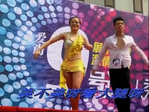 中国达人秀美女走光总决赛2013机械舞模仿秀