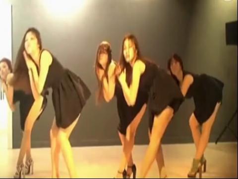 舞蹈教学视频韩国舞