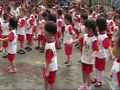 儿童舞蹈视频大全 六一儿童节拉丁舞蹈-幼儿园六一