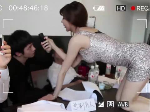 韩国超浪美女主播室