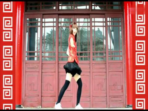 日本美女自编舞蹈 逆天了啊