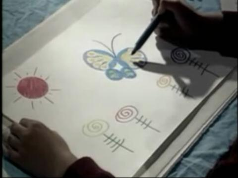 兒童學畫畫(7) - 在線觀看