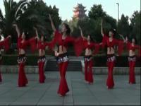 茉莉广场舞《歌在飞》优美版