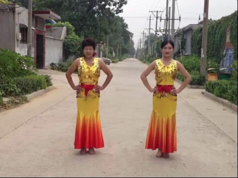 印度美女排舞