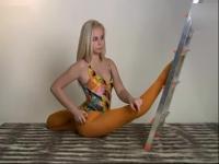 柔术美女视频 美女柔术