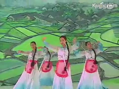 彝族舞蹈 阿细跳月 教学