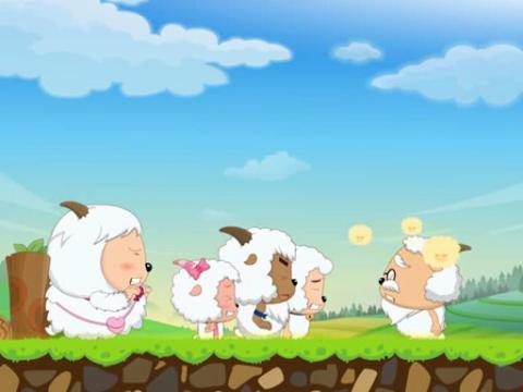 懒羊羊当大厨 第14集 红红火凤果-儿童动画片大全