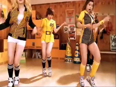 韩国超级美女经典mv 现代舞组合清晰版