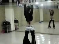 蝌蚪老师的舞蹈 印度摆胯超清版