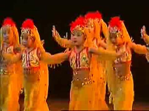 幼儿舞蹈 少儿舞蹈 民族舞蹈