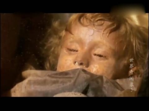 世界上保存最完好的木乃伊――西西里的睡美人