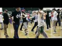 【美女街舞】2009年日本超级少年街舞大赛中国代表队
