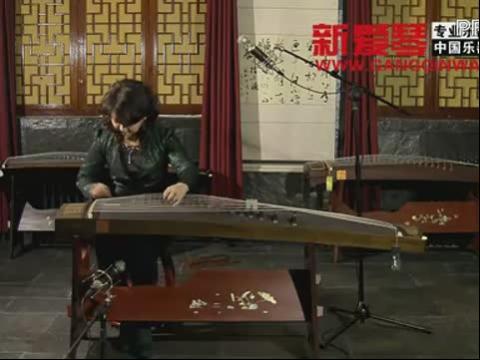 笑傲江湖古筝 九九网
