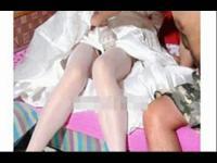 穿丝袜的美女