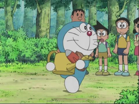 哆啦A梦新番Doraemon[344]【1小时生日特别篇】- 深夜的巨大哆啦狸猫 ★哆啦A梦与小超人-帕门,为纪念藤子F不二雄老师诞辰80 周年的梦幻共演实现了,这是一场惊险刺激的长篇故事!