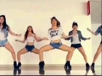 性感热舞:炫秀韩国美女热舞