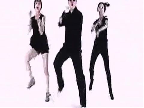 &鸟叔骑马舞江南style舞蹈