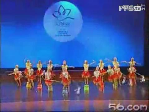 劳动狂想曲 - 儿童舞蹈